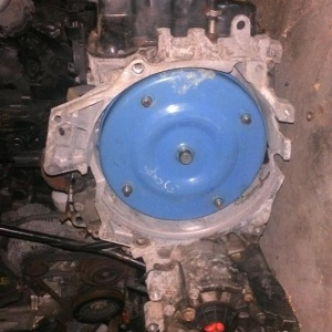 АКПП Mazda AJ 4WD CD4E Tribute 3L8P